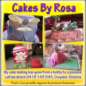 Cake Makers South East victoria