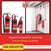 Comprehensive and Reliable Fire Safety Services in