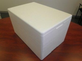 Temperature Controlled Expanded Polystyrene Boxes