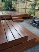 Get Highly Rated Timber Decking Service