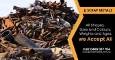 Grab Great Offer on Scrap Metal Prices in Melbourn