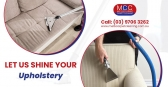 Trusted Upholstery Cleaning Service in Melbourne
