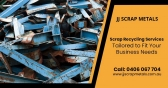 Professional Scrap Metal Recycling in Melbourne