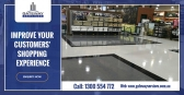 Reliable and Affordable Supermarket Cleaning