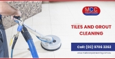 Professional Tile and Grout Cleaning Services in M