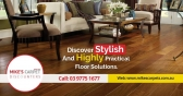Top-Quality Luxury Vinyl Plank and Tile flooring