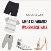 Mega Clearance Warehouse Sale On Clothing