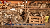 Worry about your metal and Scrap Metal?