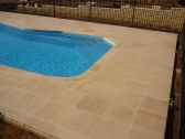 Attractive and Durable Sandstone Tiles in Melbourn