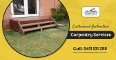 Are You Looking for Good Carpentry in Melbourne?