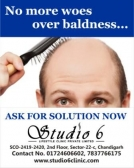 hair transpalnt surgeon in chandigarh- Studio6 Clinic