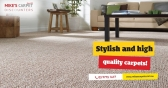 Get the Best Carpets in Melbourne from Mike's Carp