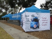 Promote Your Business with Printed Pop Up Tents