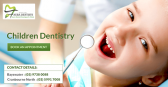 Detect Oral problems Early. Visit Children Dentist