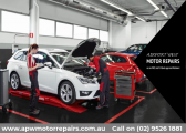 Car Servicing Airport West