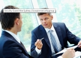 Security Guards Services Sydney | Scorpionsecurity