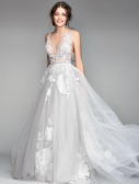 Exquisite Collection of Designer Bridal Gowns in M