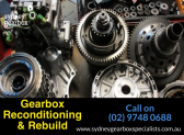 Gearbox Reconditioning and Rebuild Sydney