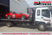 Towing Services Lilydale