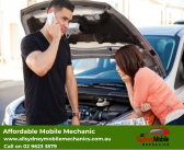 Mobile Mechanic Parramatta