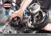 Ford Transmission Repairs Richmond