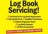 Log Book Service Carrum Downs