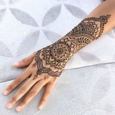 Want to Flaunt a Henna Tattoo?