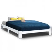 Queen Size Gas Lift Bed