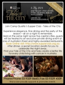TALES of the City - Charity event