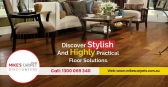 Add Elegance to Your Decor with Our Vinyl Flooring