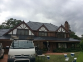 Roof Restoration Sydney - Top View Roofing