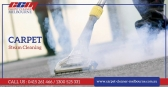 Steam Cleaning in Melbourne
