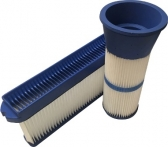 Cartridge Filters for Industrial Applications