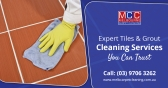 Looking for the Best Tile and Grout Cleaning?