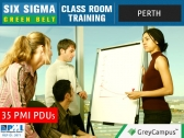 Sig sigma training & certification in Perth