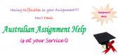 Assignment, essay and dissertation help