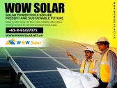 Solar power for a secure present and sustainable f