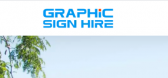 Graphic Sign Hire