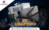 Cad drafting services role in industrial