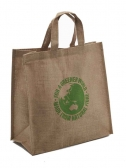 Custom Printed Jute Shopping Bags in Perth