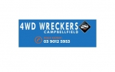 4wd wreckers Campbellfield