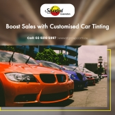 Professional Car Window Tinting Service Adelaide