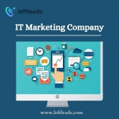 Grow your business with IT marketing Company   Lef