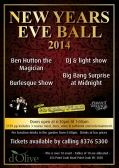 black tie ball for NYE 2014