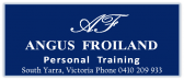 Angus Froiland- Personal Trainer