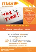 MAS Tax Accountants - Ormond/Oakleigh