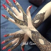 Try Painless Henna Tattoos by Cheers