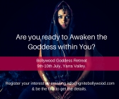 Celebrate Your Inner Goddess with Bollywood Goddes