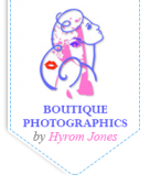 BOUTIQUE PHOTOGRAPHICS by Hyrom Jones