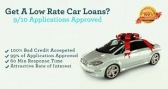 Get Easy Loans from the best Car Loan Lender